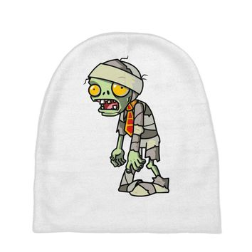 plants vs zombies Baby Beanies