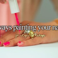 just girly things doing nails - Google Search