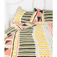Urban Outfitters Bauhaus Stripe Sham - Set Of 2 from Urban Outfitters | BHG.com Shop