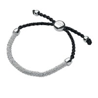 Links of London Effervescence Gray Cord Bracelet | Bloomingdales's