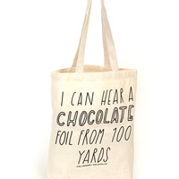 Chocolate Lover Tote Bag