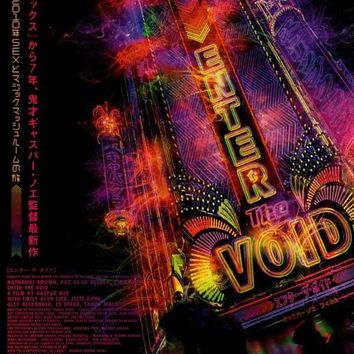 Enter the Void (Japanese) 27x40 Movie Poster (2009)