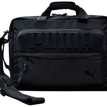 Puma - Hybrid Brief to Backpack, Black