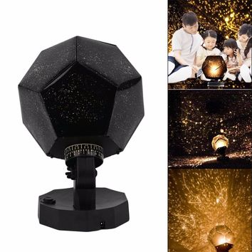 Celestial Star Astro Sky Projection Cosmos Night Lights Projector