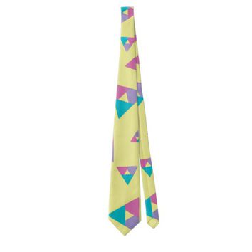 Triangle 1 neck tie