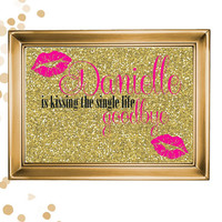 Set of 6 printable bachelorette party signs/ hen party signs/ drink champagne/ last fling/ drinking signs/ bachelorette party decorations