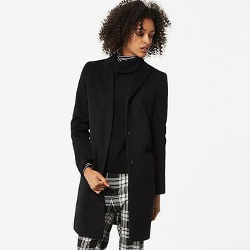 WOMEN CASHMERE BLENDED CHESTER COAT | UNIQLO