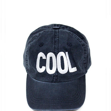 ce97034fd6d29 Cool Dad Hat - Navy from Strange Ways