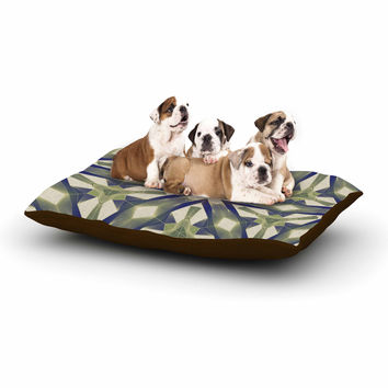 "Angelo Cerantola ""Lymph"" Geometric Modern Dog Bed"