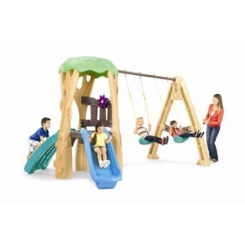 Little Tikes Tree House Swing Set Little Tikes