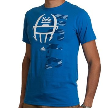 UCLA 2014 Invasion Schedule T-Shirt - Blue