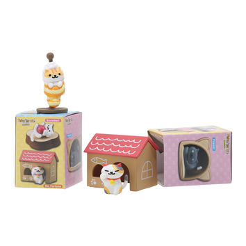 Neko Atsume Desktop Blind Box Figure
