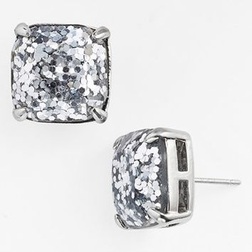 Women's kate spade new york boxed glitter stud earrings