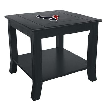 Houston Texans NFL Side Table
