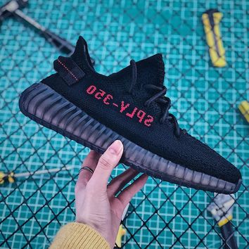 "Adidas Yeezy Boost 350 V2 ""Bred"" - Best Online Sale"