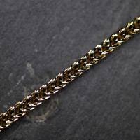 Men's Novem Gold Franco Chain