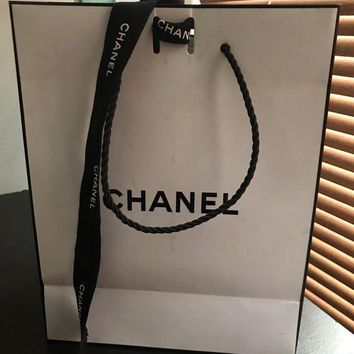 DCCKUG3 Chanel Coco Mademoiselle 100ml Empty Bottle, box&Chanel bag/ribbon/tissue paper