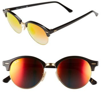 Ray-Ban 'Club' 51mm Sunglasses (Nordstrom Exclusive) | Nordstrom