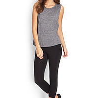 FOREVER 21 PLUS Favorite Capri Leggings
