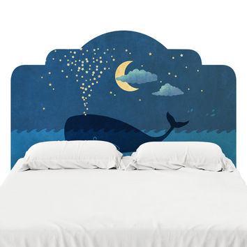 Star Maker Headboard Decal