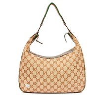 Gucci Gg Web Shoulder Bag 4685 (Authentic Pre-owned)