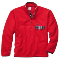 The All Prep Pullover - Red