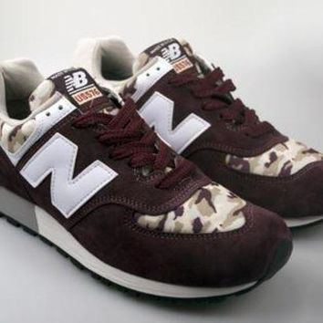 CREYONV new balance made in usa reg us576cm4 burgundy camo