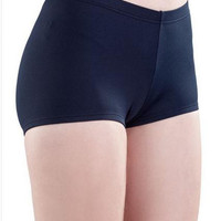 So Danca LO10 Child Jersey Spandex Booty Shorts