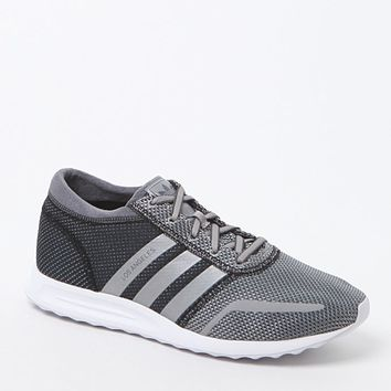 Adidas Originals Los Angeles Reflective Shoes - Mens Shoes - Gray - 11
