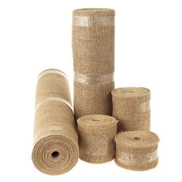 Natural Jute Roll High Quality, 10-yard