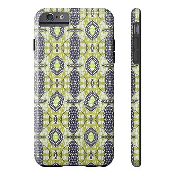 Zula African Fashion Print Phone Case