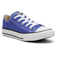 Converse Chuck Taylor All Star Ox Girls' Sneakers (Blue)