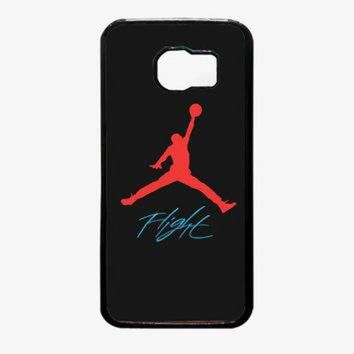 VONR3I Air Jordan Flight FOR SAMSUNG GALAXY S6 REGULAR CASE *PS*