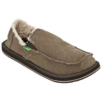 Sanuk Vagabond Chill Slip-On Shoes