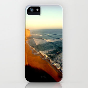 Sunsets on the Great Southern Ocean iPhone Case by Chris Chalk | Society6