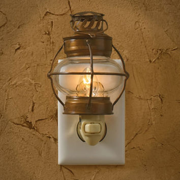 Coastal Sea Lantern Night Light