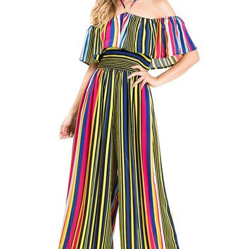 Light Prism Jumpsuit