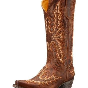 Old Gringo Sharon L2022-2 Heavy Rust Western Boots