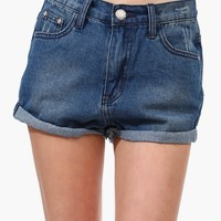 Ryan Denim Shorts