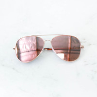 Malibu Aviator Sunglasses