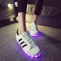 New Mens light up shoes Mens Womens LED shoes Casual Dancing Luminous shoes C292