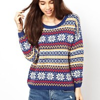 Max C Holiday Sweater - Multi