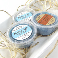 Soy Tarts - Blueberry Muffin scented Soy Candle Melts -- 2 ounce Tarts