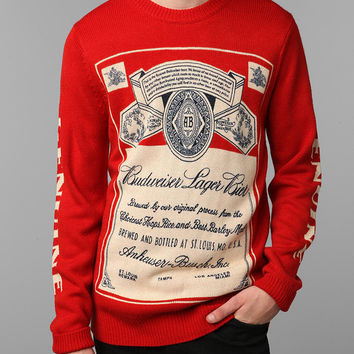 Urban Outfitters - Budweiser Sweater