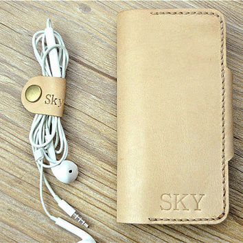 Personalized iPhone 6 Plus Case,Leather IPhone 6 Case,IPhone 6 Plus Wallet Case,IPhone 6 Leather,IPhone 6 Plus Leather Wallet,G33