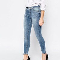 New Look Light Wash Skinny Jeans