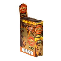 Zig Zag Wraps - Orange (Box of 50)