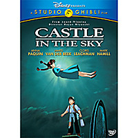 Castle in the Sky - 2-Disc DVD