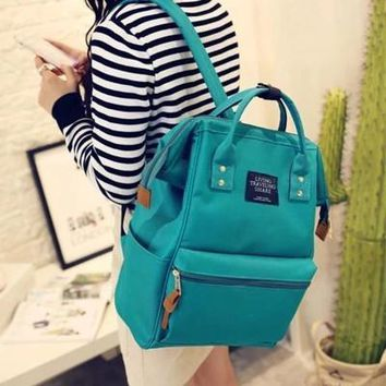 Backpack Women Travel Bags Kanken Backpack Vintage Backpack Space Large Weekend Bag School Bags for Teenagers Mochila Mujer B012
