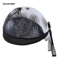 XINTOWN Outdoor Cycling Headbands Dragon & Tiger Bike Bicycle Sports Cap Bandana Hat Scarf